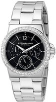 Stuhrling Original Women's 700.02 Symphony Angelic Analog Display Quartz Silver Watch