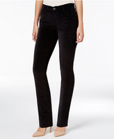 Style&Co. Style & Co Petite Velvet Slim-Leg Jeans, Only at Macy's