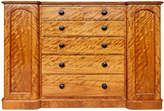 One Kings Lane Vintage 19th-C. Tall Maple Biedermeier Dresser