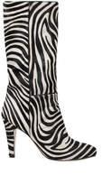 Brother Vellies zebra plams boot
