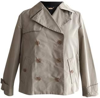 Miu Miu Beige Coat for Women Vintage