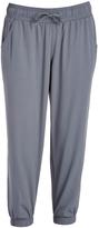 Head Medium Gray Alana Crop Sweatpants