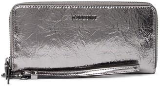 Calvin Klein Key Item Signature Continental Wallet