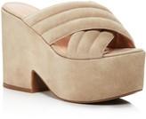 Sigerson Morrison Blanche Platform Slide Sandals - 100% Exclusive