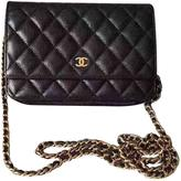 Chanel Wallet on Chain leather handbag