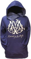 Bioworld Harry Potter Juniors Ministry Of Magic Cowl Neck Hoodie S