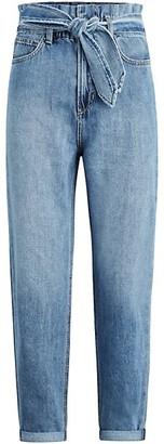 Joe's Jeans Brinkley Paperbag Jeans
