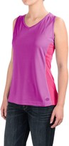 Dickies High-Performance Two-Tone Tank Top - UPF 40+ (For Women)