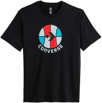 Converse Classic Bball Logo T-Shirt in Cotton