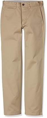 Dockers Clean Khaki Marina Slim - Twill Trouser,W32/L32 (Size 32)