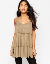 Asos Tank with Washed Layers