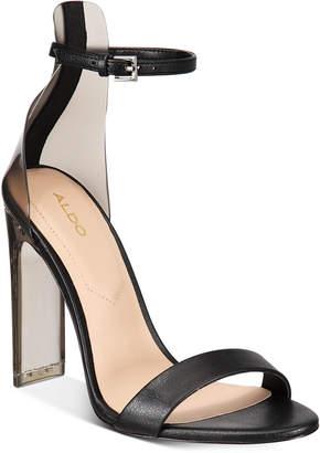 Aldo Women Aserania Dress Sandals Women Shoes