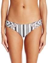 Rip Curl Women's Del Sol Reversible Luxe Hipster Bikini Bottom