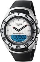 Tissot Men's T0564202703100 Sailing Touch Multifunction Watch