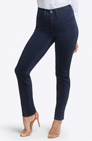 NYDJ Curves 360 By Slim Straight Leg Jeans