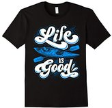 Best Kayak T Shirts | Life Is Good Kayaking T-Shirt