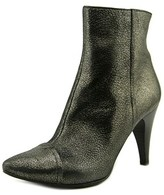 Tosca Louvre Pointed Toe Leather Ankle Boot.