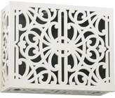 Darby Home Co Surface Mount Door Chime Grill in Studio White