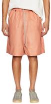 Rick Owens Woven Faun Shorts