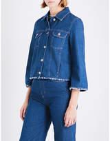 MiH Jeans Arch denim jacket