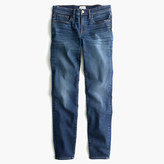 "J.Crew 8"" Toothpick jean in Ashford wash"