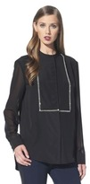 Sparkle 3.1 Phillip Lim for Target Blouse -Black