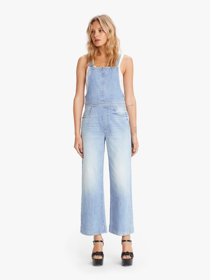 Mother The Greaser Overall Ankle - Intoxicated
