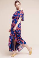 Donna Morgan Marnie Off-The-Shoulder Maxi Dress