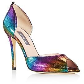 Sarah Jessica Parker Women's Gala High-Heel Sandals