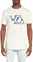 RVCA Men's Chopped Va Graphic T-Shirt