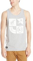 Lrg Men's Research Collection Tank