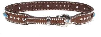 Nanni Leather Belt Color Leather