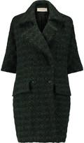 Marni Brushed wool-blend coat