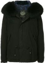 Mr & Mrs Italy Fur Hood Parka