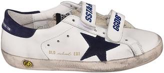 Golden Goose Double Strap Old-school Sneakers