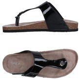 Only Toe post sandal