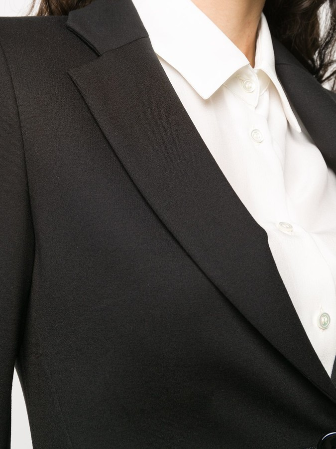 Thumbnail for your product : Blanca Vita Single-Breasted Blazer Jacket