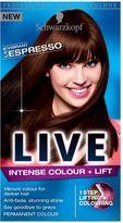 Schwarzkopf LIVE L46 Colour + Lift Vibrant Espresso