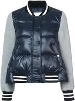 Veronica Beard panelled padded jacket