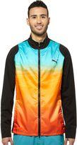 Puma Stretch Print Golf Wind Jacket
