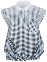Boy. By Band Of Outsiders Gingham blouse