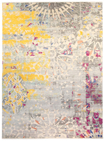 F.J. Kashanian Tristan Hand-Knotted Wool Rug