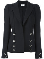 Thierry Mugler studded blazer