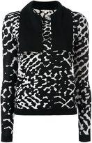 Manoush collar detail jumper