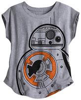Disney BB-8 Star Wars Bling Tee for Women