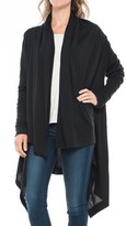 Icebreaker Sydney Wrap Cardigan Shirt - Merino Wool, Long Sleeve (For Women)