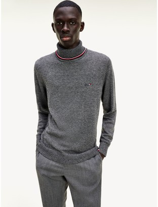 Tommy Hilfiger TOMMYXMERCEDES-BENZ Turtleneck Sweater