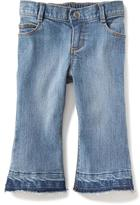 Old Navy Cropped Kick-Flare Jeans for Toddler Girls
