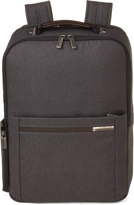 Briggs & Riley Grey Kinzie Street Medium Backpack