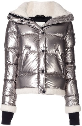 SAM. quilted puffer jacket